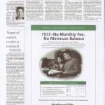 Bloomfield Park Developer Settles Lawsuit Over Alleged Loan Default (Jan. 20, 2003)