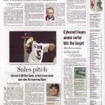 Ann Arbor's Cybernet Hopes Ammo Sorter Hits the Target (April 4, 2005)