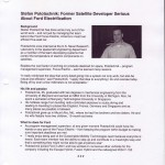 Stefan Potoschnik: Former Satellite Developer Serious About Ford Electrification (Mar. 28, 2012)
