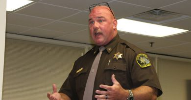 Sheriff Scott McKenna
